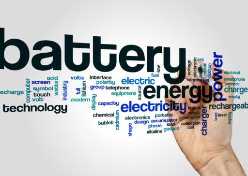 Baterie przemysłowe